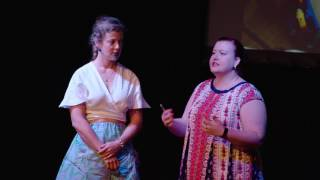 Play is the Child's language: Play Therapy | Joanne Wicks | TEDxDarwin