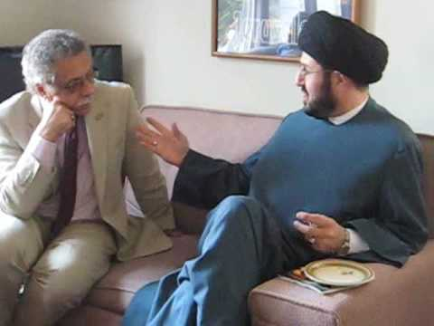 Top Muslim Imam says all religions, people believe in love
