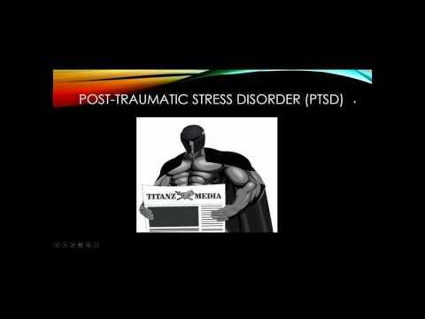 Post Traumatic Stress Disorder PTSD Tutorial