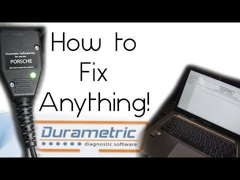 Durametric Review: Best Diagnostic Tool for Porsche? - YouTube
