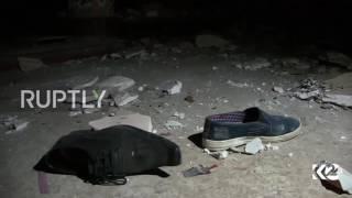 Syria: 20 killed in suicide attack at Kurdish wedding