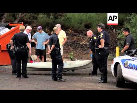 A kayak fisherman died Monday after a shark attack off Maui, Hawaii officials said. Police identifie