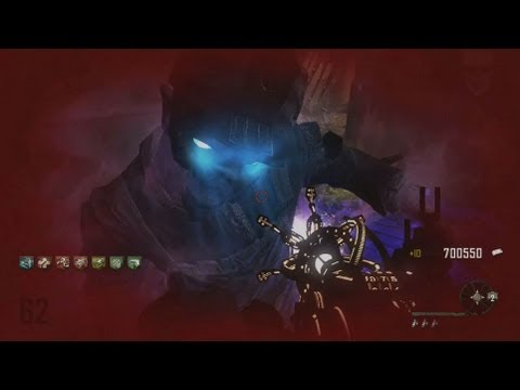 Buried Round 62 Solo Highlights  Saloon Paralyzer Strategy  Black Ops 2 Zombies