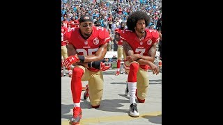 NFL teams will be fined if Players kneel during the National Anthem - Michael Imhotep 5-23-18