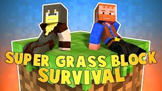 SUPER GRASS BLOCK SURVIVAL (Ep.7) ★ Minecraft: Dumb & Dumber