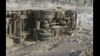 Трасса Калыма. Якутия - Магадан, Одна из самых трудных на земле. фильм