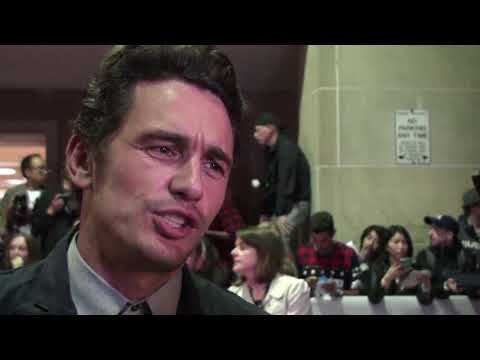 THE DISASTER ARTIST World Premiere James Franco Interview Midnight Madness #TIFF17