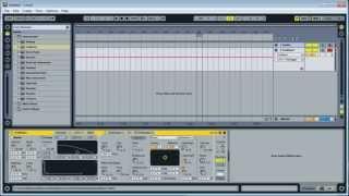 Ableton Live Beginner Course Level 1-03 - Instruments