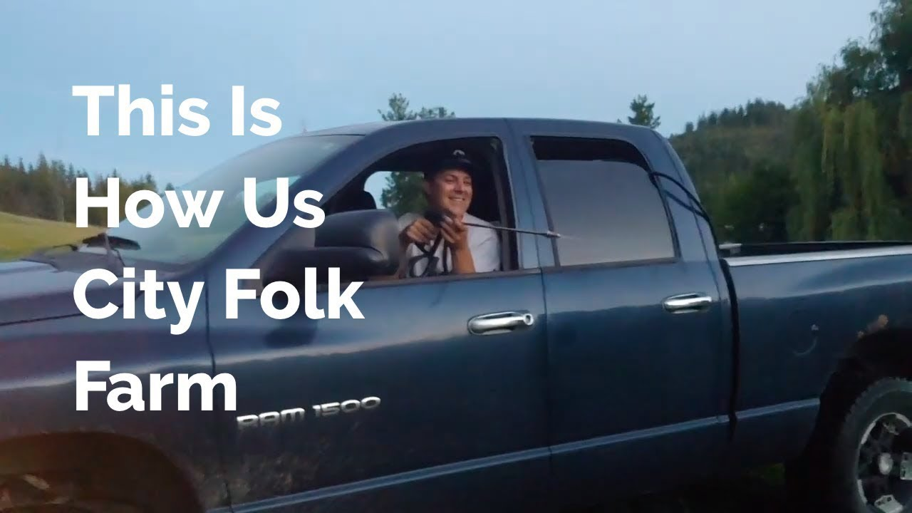 City Folk Turned Country | Bound To Make A Few Mistakes