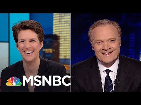 This is expecting a big crowd. | Rachel Maddow | MSNBC