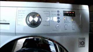 lg f1222td inverter direct drive washing machine review