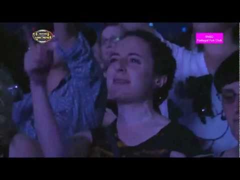 Shinee in France Paris (HD sm town live mv pv)