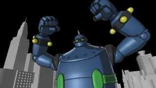 MAYA -rigging & key animation test shot -modeling:Lim.J.,H -Shading:Park.J.S.