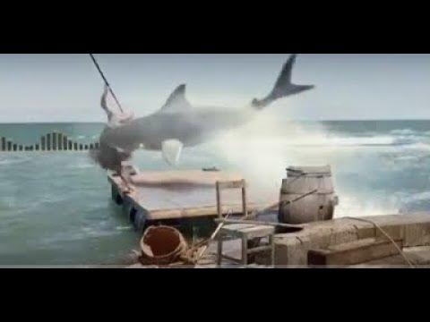 New Horror Movie 2017 !!!  Full English Horro Sci fi shark hunter   American Thriller Movies @@