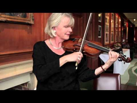 Violinist Catherine Mackintosh on her career and her instrument
