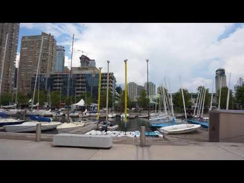 Toronto Harbor front-Sugar Beach-토론토 하버프런트, 캐나다 토론토 자유여행