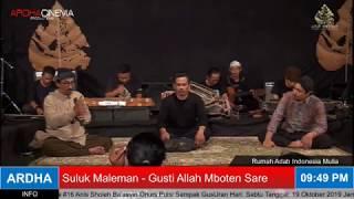 Download lagu Suluk Maleman GUSTI ALLAH MBOTEN SARE MP3