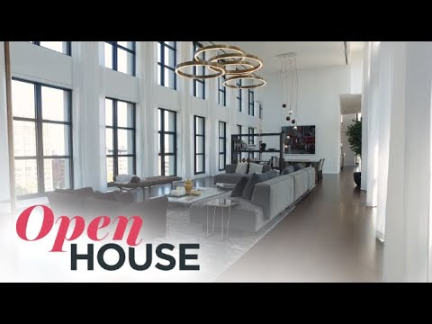 Stunning Modern Penthouse - Open House TV