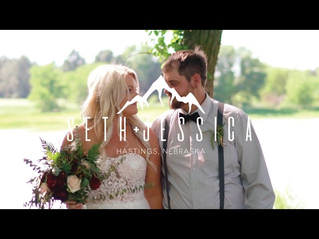 Lakeside Wedding Brings Tears - (Hastings, Nebraska)
