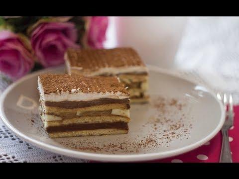 Sočan i ukusan kolač (torta) za 15 minuta  - Ne peče se