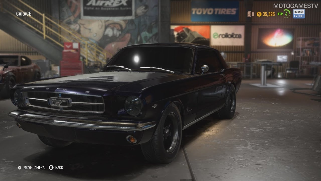 Ford Mustang 1965 Wheels And Tires Need For Speed