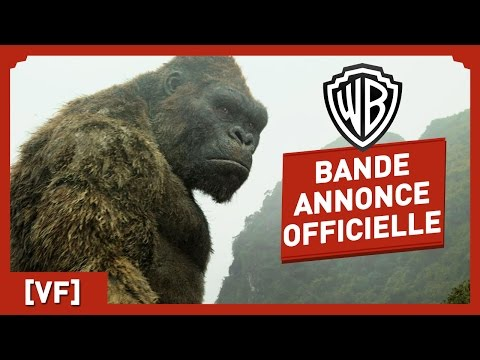 Kong : Skull Island - Bande Annonce Officielle 5 (VF) - Tom Hiddleston / Brie Larson