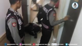 Polisi Jaring Pasangan Selingkuh di Hotel Kelas Melati
