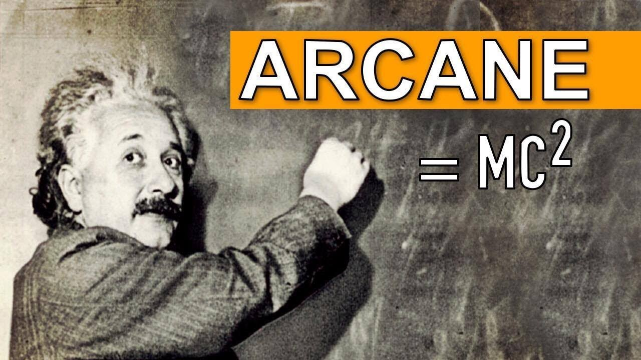 👾 Learn English Words - ARCANE - Meaning, Vocabulary Lesson with Pictures  and Examples