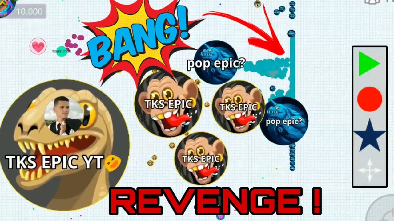 agar.io mobile - MACRO ON !! DUO TAKEOVER + DESTROYING SAVAGES!!