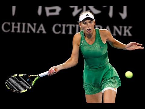 2016 China Open Second Round | Caroline Wozniacki vs Roberta Vinci | WTA Highlights