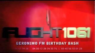 Download lagu Flight1061 Geronimo FM anniversary MP3