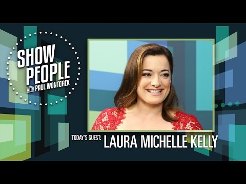 Show People with Paul Wontorek: Laura Michelle Kelly of FINDING NEVERLAND