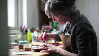 Angie Lewin - Printmaker
