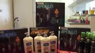 Target Couponing Haul 11/24----Cheap Axe Gift Sets and MoneyMaker Tresemme!!! Thumbnail
