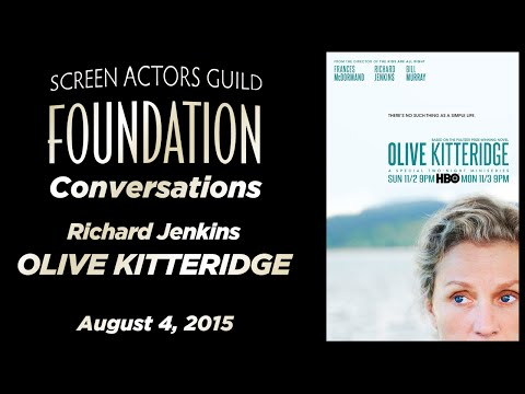 Conversations with Richard Jenkins of OLIVE KITTERIDGE