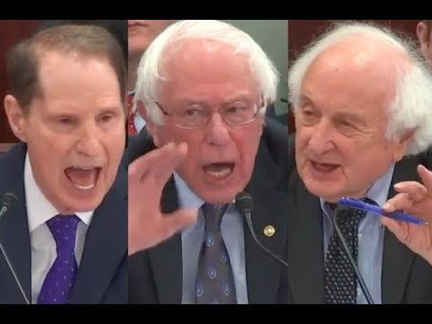 """""""THE REPUBLICANS ARE SHAFTING THE MIDDLE CLASS!!!"""" Bernie Sanders & Friends DESTROY Trump"""