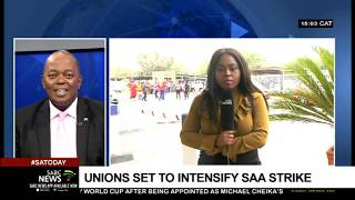 SAA's efforts to end strike fail