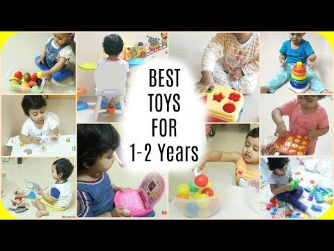 BEST TOYS FOR 1 to 2 Years of Age | Budget