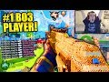 my reaction to the best #1 BO3 PLAYER!