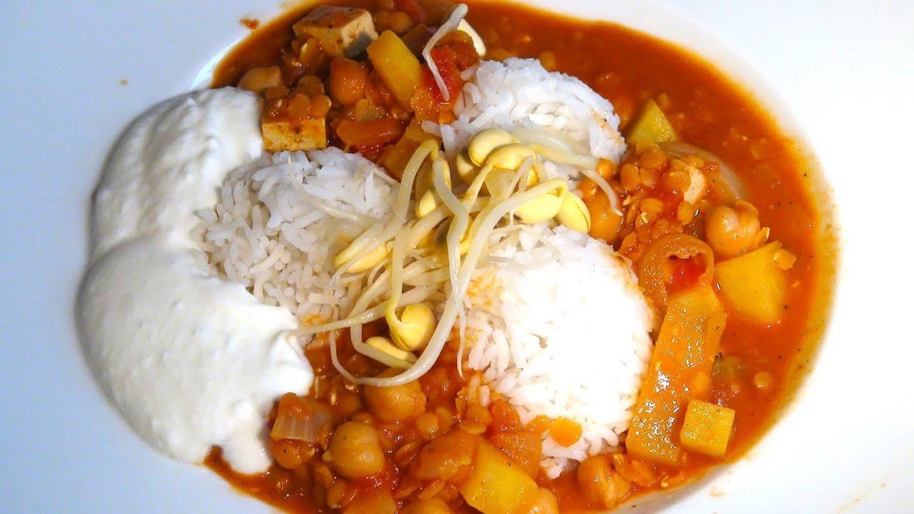 Tandoori Wok Curry Rezept indische Küche einfach Kochen Kochtipps ...
