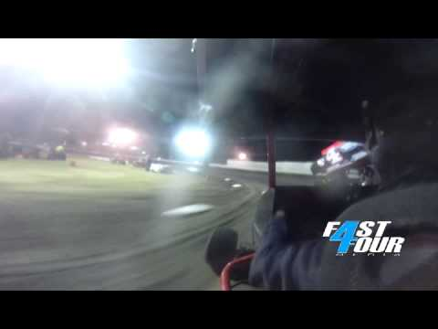 Logan Seavey Cycleland Speedway April 26, 2014