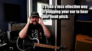 WHY do metal singers cup the mic? REVEALED!