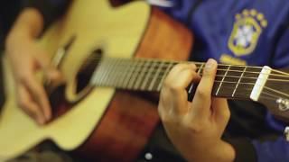 Tor Kotha - Darshan Raval   Tera Zikr   Bengali Version   Guitar Cover by Ahmed Rashik