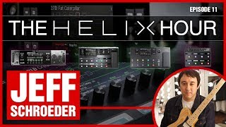 The Helix Hour-EP11 The Smashing Pumpkins Jeff Schroeder