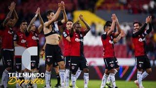 Atlas danza con Lobos BUAP en el estadio Jalisco | Liga MX | Telemundo Deportes