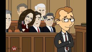 Funny Courtroom Testimony Video