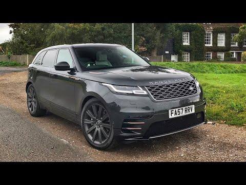 [My Next Daily] Range Rover Velar Test Drive