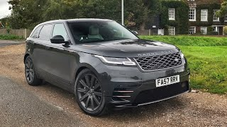 [My Next Daily] Range Rover Velar Test Drive