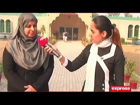 Mother Still Teaches in APS Who Lost Son in APS Attack | Express News