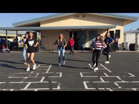 Magnolia HS K-Pop Dance Crew at Schweitzer Elementary School 2019